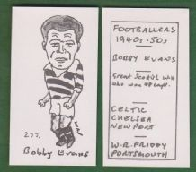 Glasgow Celtic Bobby Evans Scotland 277